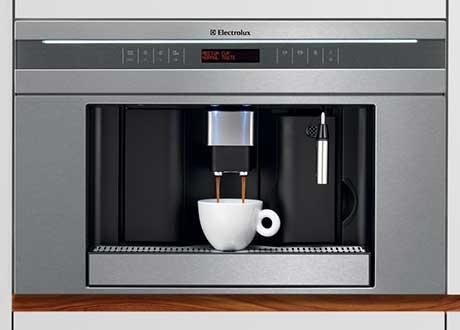 نمایندگی تعمیر قهوه ساز الکترولوکس